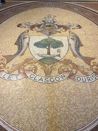 City Chambers: The Glasgow motto