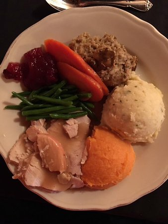 Prices Of Thanksgiving Dinner In Myrtle Beach South Carolina
