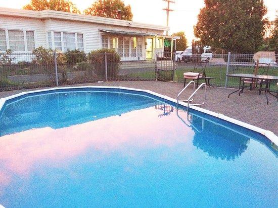 Wairoa, Nueva Zelanda: Swimming Pool