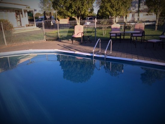 Wairoa, Neuseeland: Swimming Pool