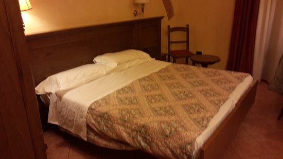 Hotel California Florence: camera appena rifatta