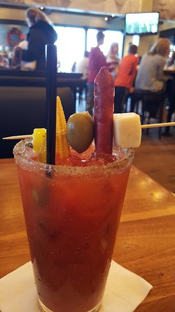 Woodbury, MN: Bloody Mary