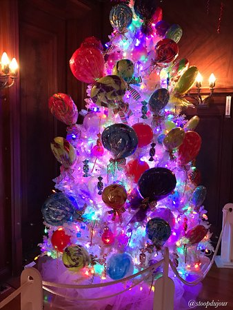 roberson museum and science center candyland tree - Candyland Christmas Tree Decorations