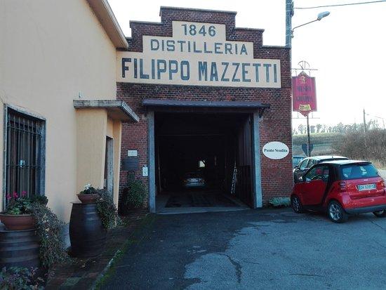 Antica Distilleria Di Altavilla di Laura Raimondo Mazzetti