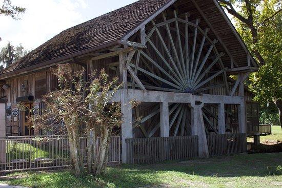 De Leon Springs, فلوريدا: Lovely building