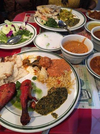 Delicious Buffet Review Of India Palace San Antonio Tx Tripadvisor