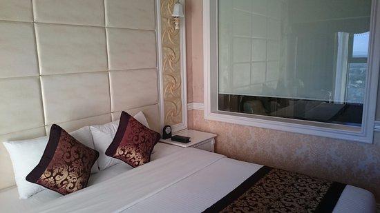 Vinh, Vietnam: pokój hotelowy