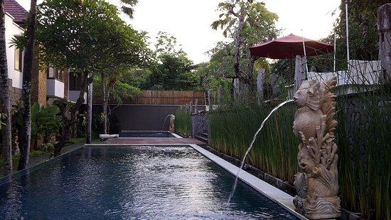 Abi Bali Resort & Villa: two pool