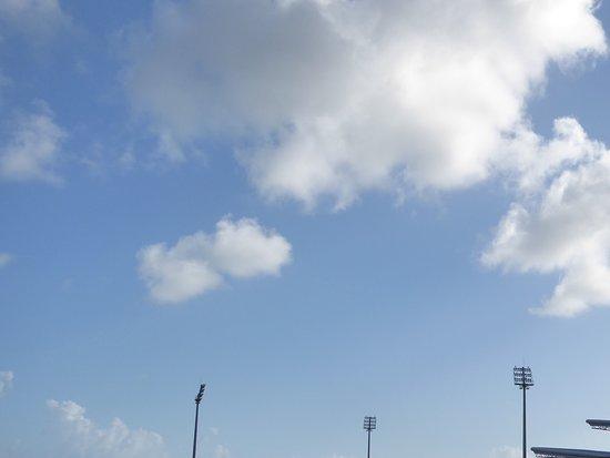 Saint John Parish, Antigua: Stadion