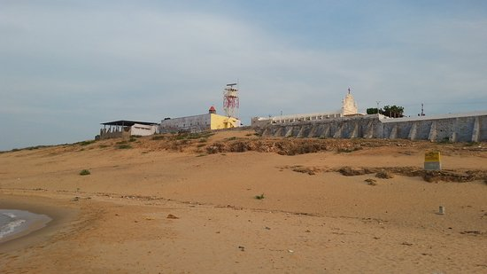 Tiruchendur, India: Manapadu Holy Cross Church