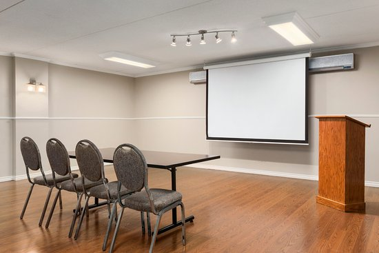 Owen Sound, Canada: Meeting Room