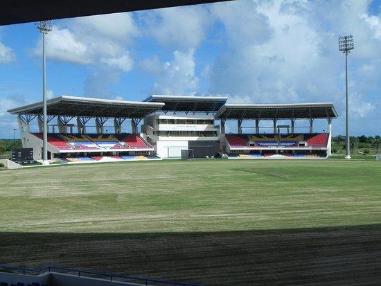 Saint John Parish, Antigua: stadium