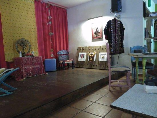 Capileira, Espanha: tablao del bar