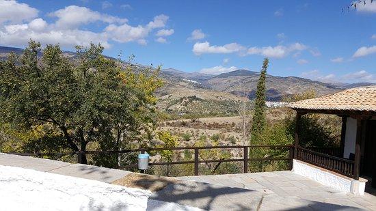 Alqueria De Morayma: vistas