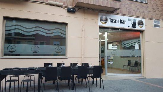 Picanya, Spain: TASCA BAR donde con un ambiente moderno donde relajarse  y disfrutar