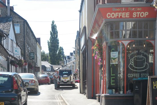 Builth Wells, UK: A great place for good food and great coffee