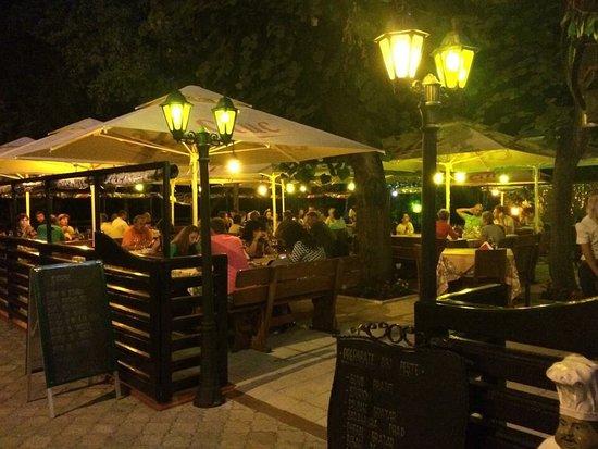 Olimp, Rumania: Hotel Oceanic