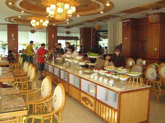 Zavtrak V Restorane Picture Of Green World Hotel Nha Trang Nha