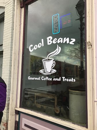 Dundee, MI: Cool Beanz Coffee