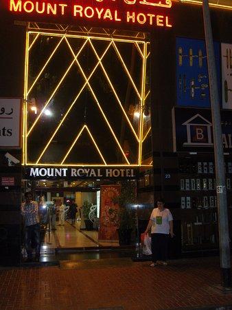 Mount Royal Hotel Dubai