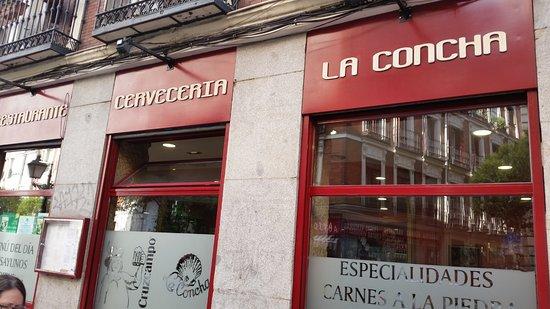 Cafeteria Restaurant La Concha: Exelentes desayunos