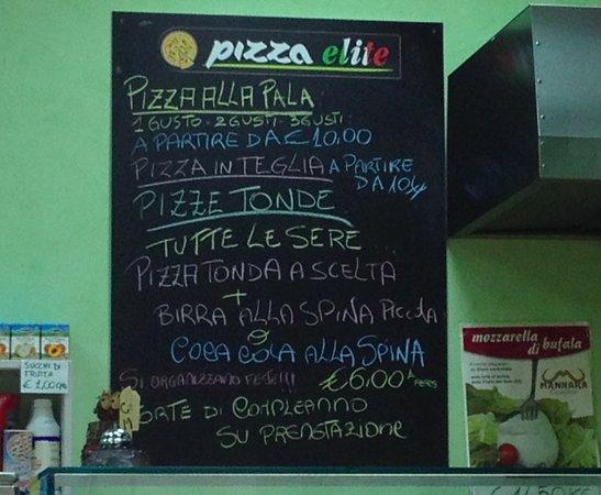 Le offerte del locale - Foto di Pizza Elite, Roma - TripAdvisor
