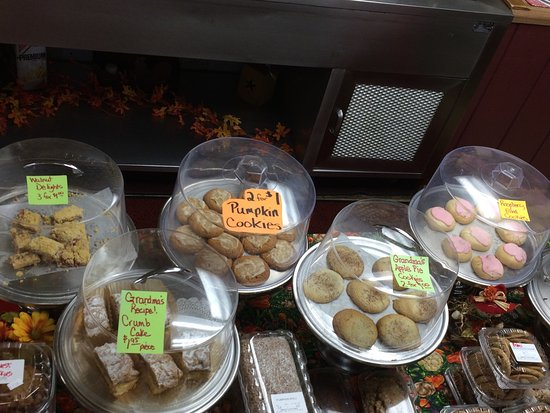 Accident, Μέριλαντ: Baked goods for sale