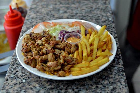 Sene, Франция: Ma prochaine assiette à essayer... Humm
