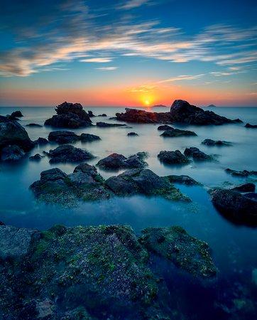 Princes' Islands, Turkey: Sunset on Burgazada