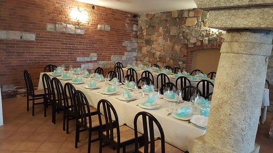 Cadrezzate, Italia: La cresima di mia figlia l'organizzazione di questo ristorante è fantastico