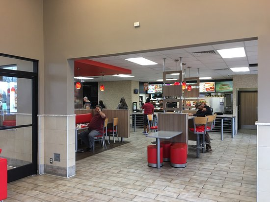 Buckeye, AZ : Burger King just off the highway