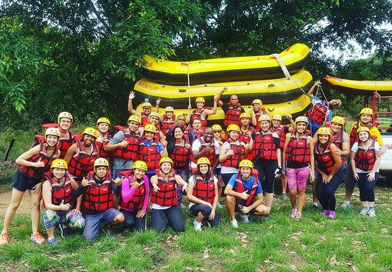 Três Rios, RJ: Rafting