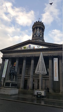 Glasgow Visit Scotland Information Centre