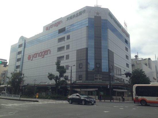 Yanagen Ogaki Honten