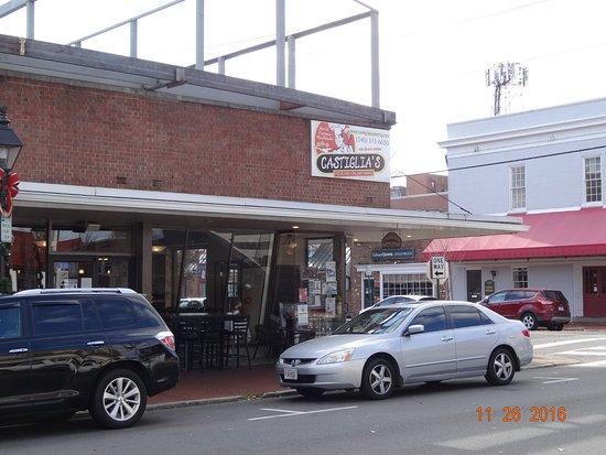 Castigilia S Italian Restaurant Fredericksburg Va