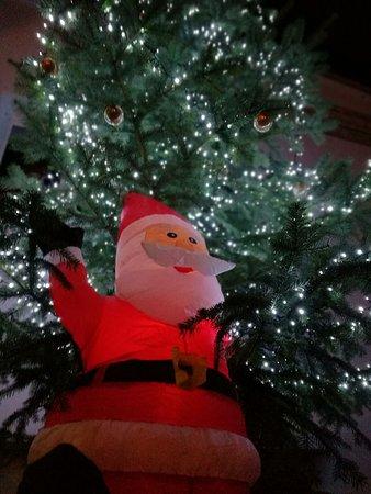 Geseke, Deutschland: Ho ho ho sagt der Weihnachtsmann!!!!