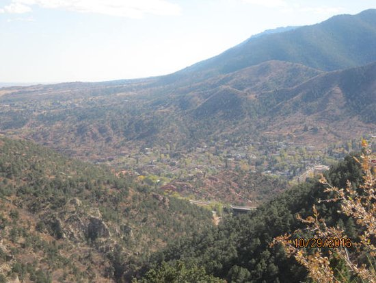 Manitou Springs, CO: Nice view