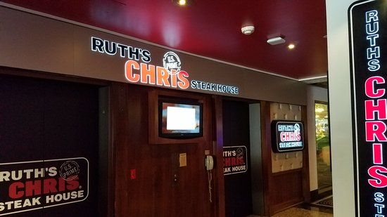 Ruth S Chris Steak House Inside Harrah