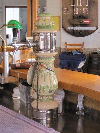 Morfelden-Walldorf, Germany: Lobby and bar