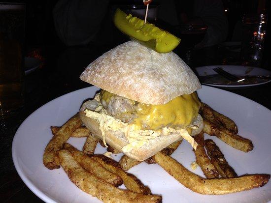 Blasdell, NY: Pig Burger