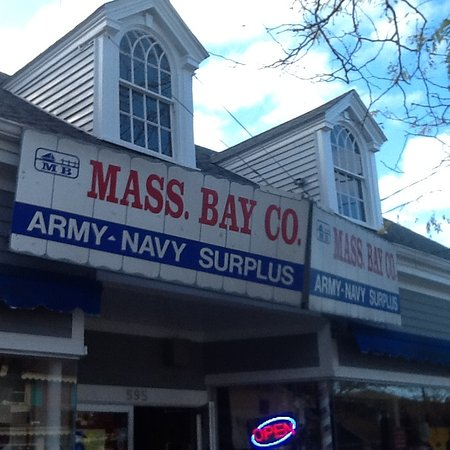 ‪Mass Bay Co‬