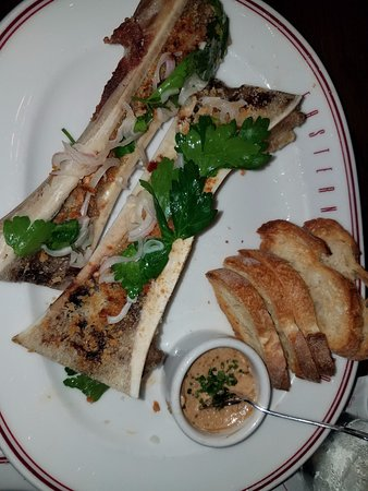 Eastern Standard: Bone marrow, delicious!