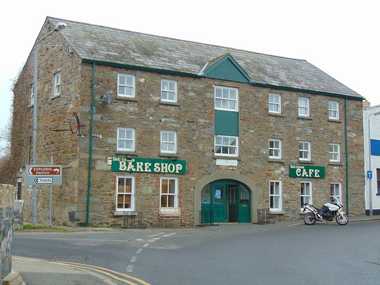 County Down, UK: CAFE