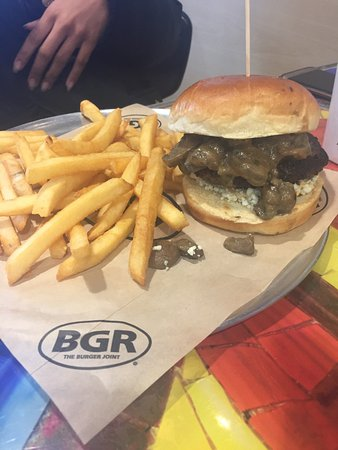 Food - Bgr the Burger  Joint Photo