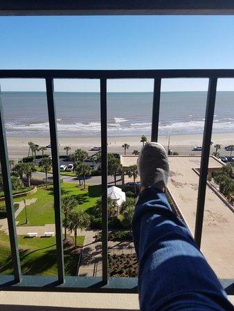 The San Luis Resort: VIP Corner Suite