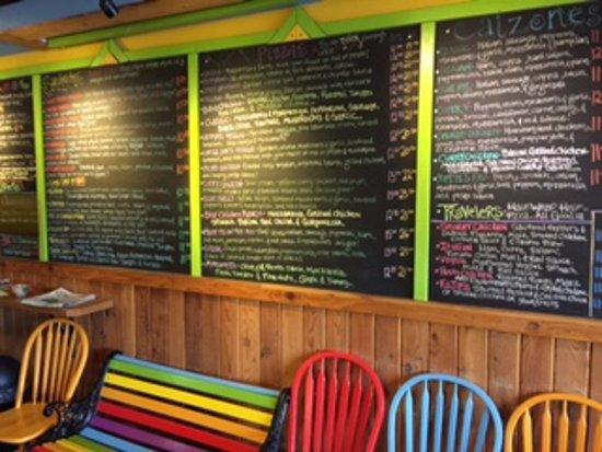 Lemolo Cafe Wenatchee Menu