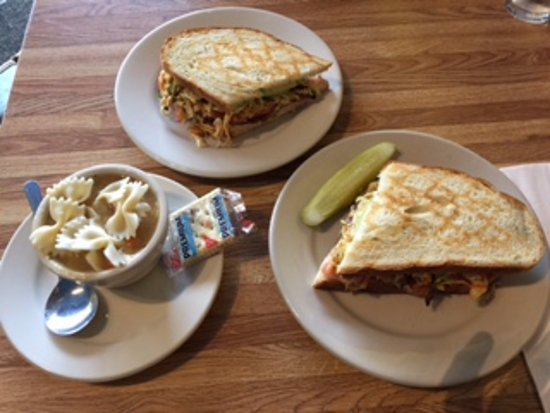 i have a different sandwich every visit review of lemolo cafe deli wenatchee wa tripadvisor