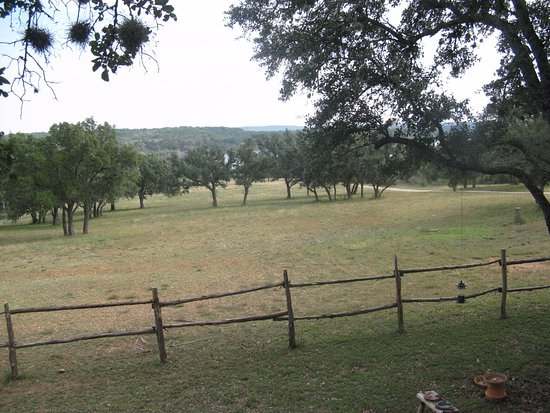 Spicewood, TX: view from the porch