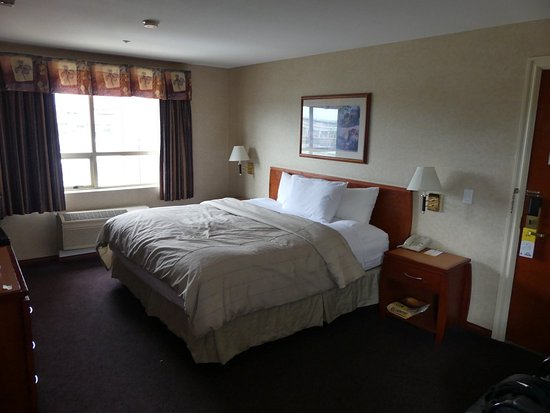Days Inn - Vancouver Airport: Room 514