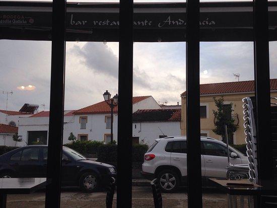 Santa Olalla del Cala, Spain: Restaurante Andalucia